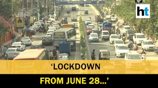 Complete lockdown in Assam Guwahati for 14 days : Police