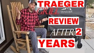 👍TRAEGER REVIEW👎--After 2 Years of Ownership