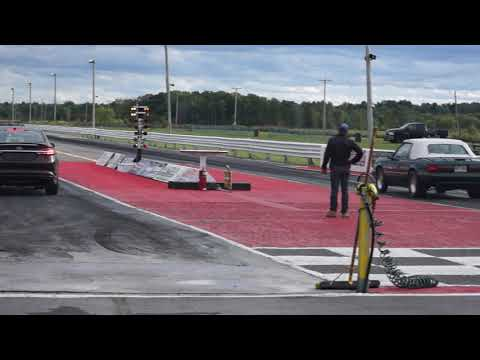 High Powered Mustang Fox Body Drag Car 1/4Mile