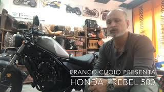 Saddlebag For Honda Rebel 500