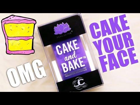 FACE BAKE SPONGE ... OMG