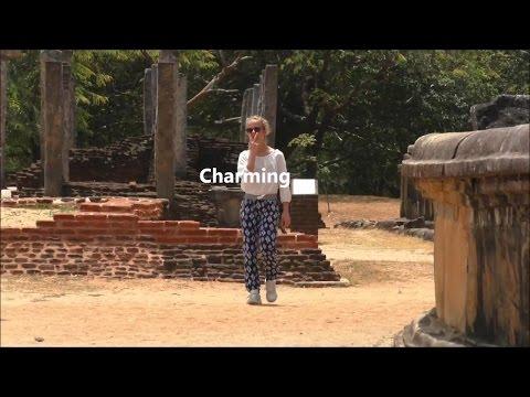 Polonnaruwa Sri Lanka  July 2016