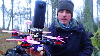NEW 3D Printed Racing Drone
