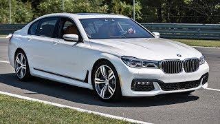 BMW 7 klasė (G11) 2015 - dabar