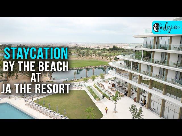 Weekend Getaway At Ja The Resort Relaxed Dubai Curly Tales