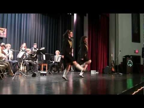 Knocknasheega/Corry Academy. Strip the Willow Medley