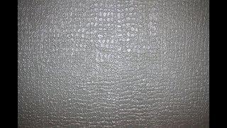 декоративная штукатурка имитация кожи крокодила.  decorative plaster crocodile leather