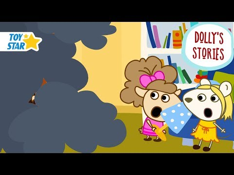 Dolly's Stories | Frightened | Funny New Cartoon for Kids | Episode #57