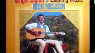 RICKY NELSON - WELCOME TO MY WORLD