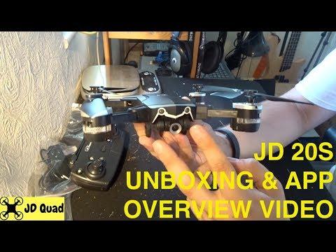 Jingdatoys JD-20S Unboxing - Courtesy of Banggood