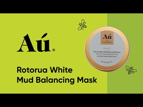 Balance Rotorua White Mud Mask