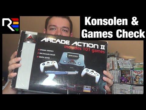Arcade Action II - (K)Eine schlechte Konsole?!?