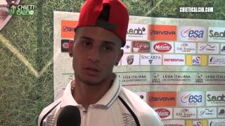preview picture of video 'Chieti - Celano 3-0 Interviste Orlando e Carlini'