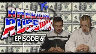 AMERICAN RUSSIANS - Just Do It [s1e6] (LITTLE BIG & TOMMY CASH serial)