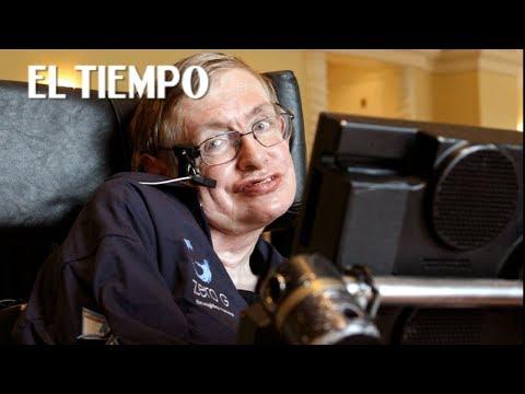 Muere el físico británico Stephen Hawking a sus 76 años | EL TIEMPO