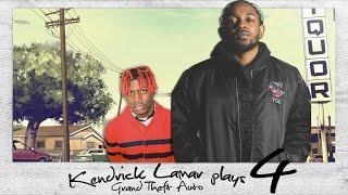Kendrick Lamar Plays GTA Online! IV | Lil Boat