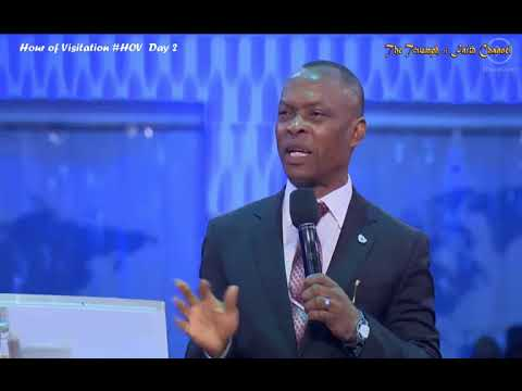 The Force of Obedience  Bishop Thomas Aremu  Shiloh 2017 Day 2, December 06, 2017 Hour of Visitation