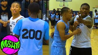 Julian Newman vs Ramone Woods - BOTH GAMES - A Year in the Making - 2018 NEO Youth Elite Camp