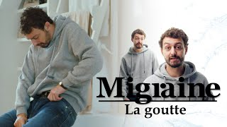Migraine de Roman Frayssinet : La goutte - Clique - CANAL+