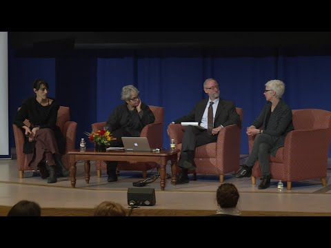 Campaign LAUNCH: Art and Architecture at Wellesley Panel