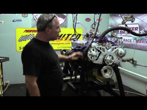 408w Stroker Crate Engine With 550 HP