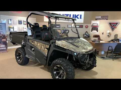2020 Intimidator 4 x 4 GC1K-6136 in Jackson, Missouri - Video 1
