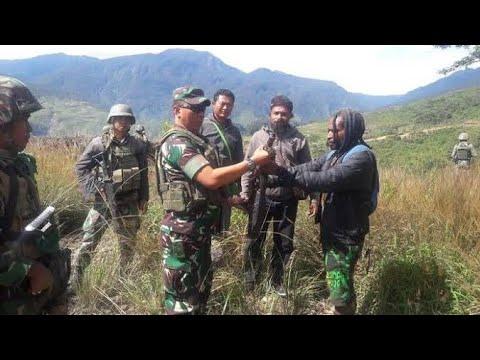 Berita terbaru, KKB Papua Menyerah, Berita terkini