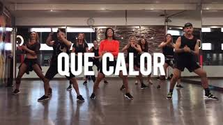 Que Calor   Major Lazer Ft J Balvin & El Alfa