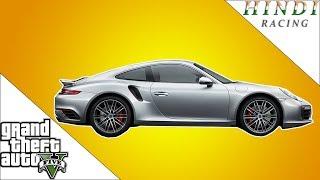 GTA 5 RACING PORSCHE 911 HINDI #68