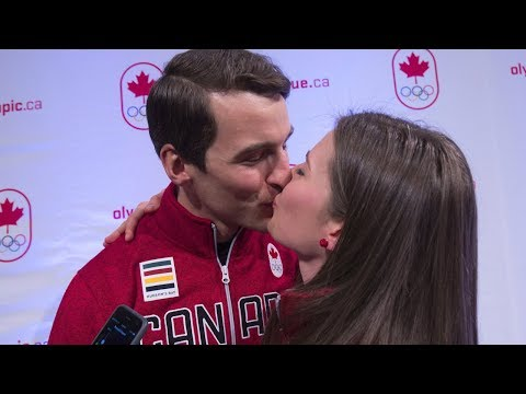 Married speedskaters Denny and Josie Morrison make Olympic team