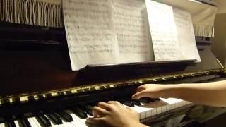 Guilty crown Euterpe ronaldpoo12345's version Piano EMOTIONAL 1080p HD