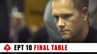 EPT 10 London 2013 - Super High Roller Final Table | PokerStars.com