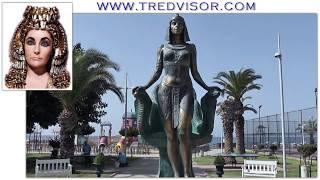 Alanya. Cleopatra beach.