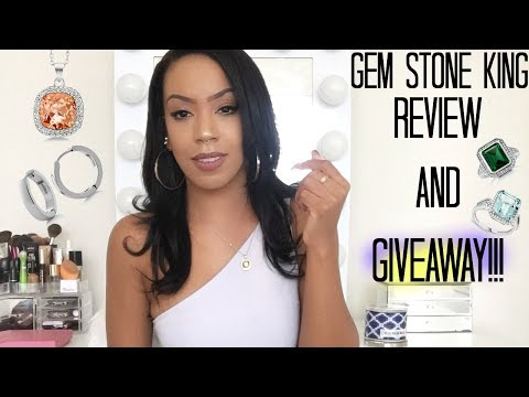 NEW: Gem Stone King 👑 Jewelry Review | GIVEAWAY Closed