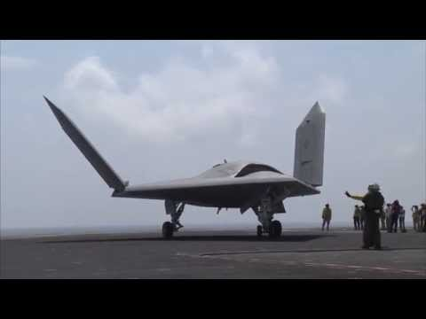 The Present And Future Of The US Navy's Aircraft Force In One GIF