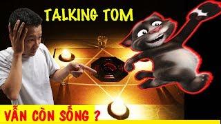 Truy Tìm Talking Tom Bằng Nghi Thức Bát Quái Truy Hồn Trận | Phim Ngắn