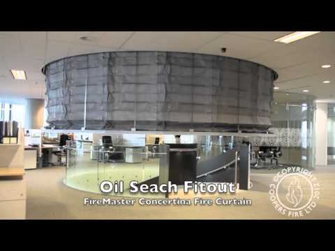 Oil search fitout