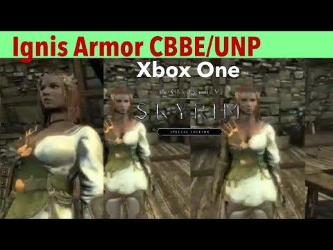 Skyrim SE: Newmiller Extended Witch Armor XB1 - смотреть онлайн на