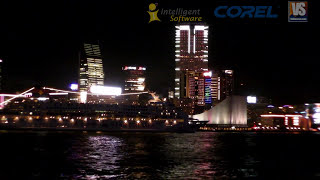 Video : China : Hong Kong 香港 sunset time-lapse