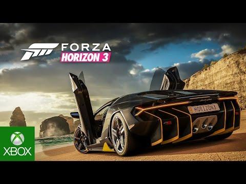 Trailer de Forza Horizon 3 Ultimate Edition