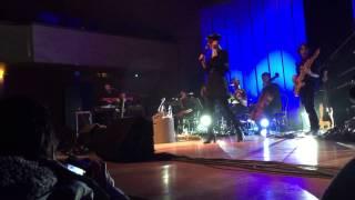 """Arisa """"Quante parole che non dici"""" Se Vedo Te Tour @ Teatro Dal Verme Milano 13 dicembre 2014"""