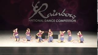 Kiss From a Rose -- Choreography by Jane Maurer; Astudia Dance World