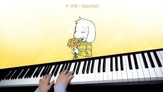 Undertale OST Piano Medley (언더테일 피아노 메들리) + illust / Piano Cover [피아노 연주 By. 슈얀(Shuyan)]
