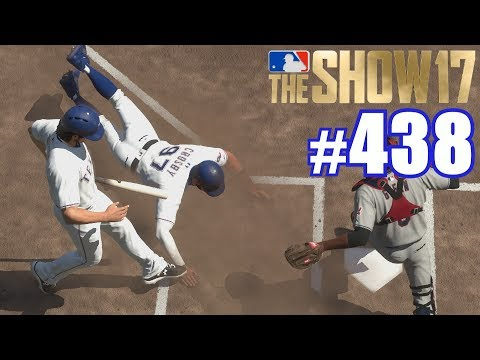 STEALING HOME IN MY NEW BALLPARK!   MLB The Show 17   Road to the Show #438