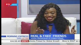 Real and fake friends, how to secure genuine friendships and spot fake ones   Part 2