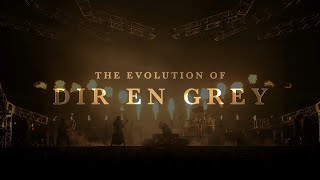 THE EVOLUTION OF DIR EN GREY