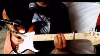 Here, There And Everywhere ~ The Beatles - Macca ~ Cover w/ Squier by Fender Strat Affinity & BT