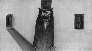 The Babadook Pop-up Book with Narration.