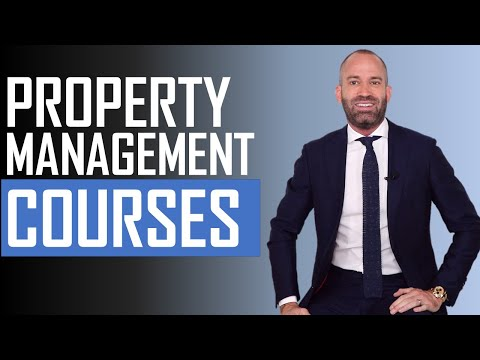 Property Management Courses - YouTube