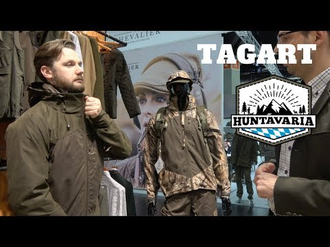 IWA 2018 - Tagart Jagdbekleidung (4K - SUBS)